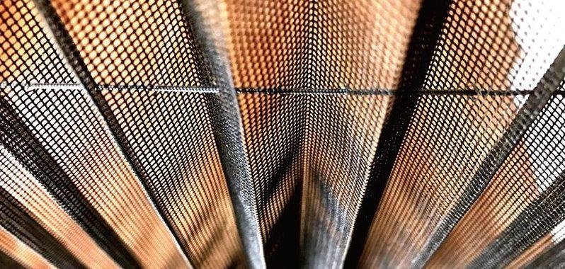 fly screen mesh.