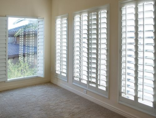 Plantation Shutters and Window Blinds
