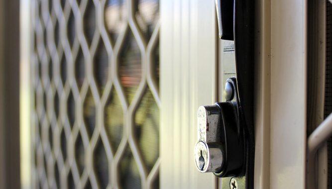 Screen Mesh Security Doors Sydney